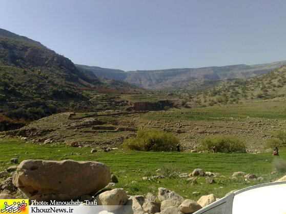 منطقه گردشگری منگره مشک
