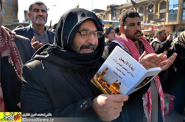 تصاویر/  اربعین   حسینی  در  کربلای   معلی