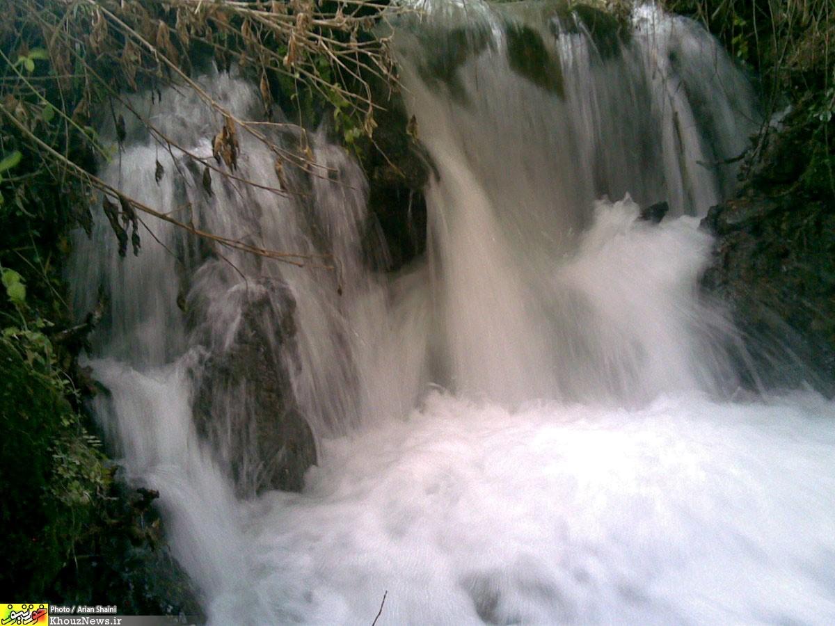 روستای زیبای ده حوض از توابع بخش سوسن شهرستان ایذه