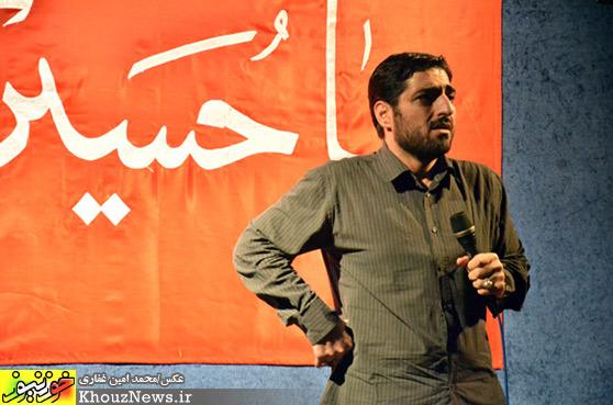 نخستین یادواره شهدای مقاومت اسلامی در اهواز