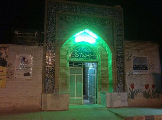 تشیع و تدفین 2شهید گمنام دفاع مقدس در دزفول
