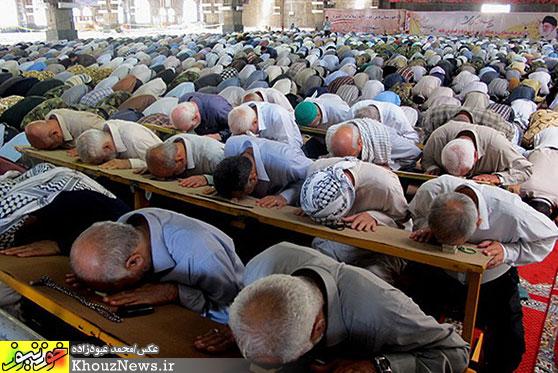 نماز جمعه اهواز
