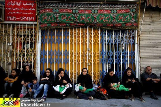همایش شیرخوارگان حسینی در اهواز