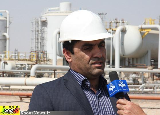 مهندس ابراهیم پیرامون مدیرعامل شرکت بهره برداری نفت و گاز مسجدسلیمان