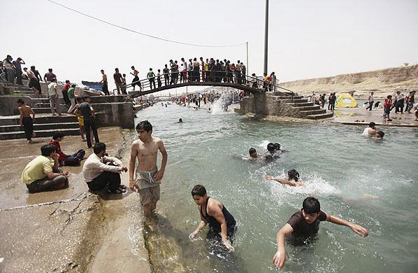 ایمنی آب های آزاد استان متولی ندارد