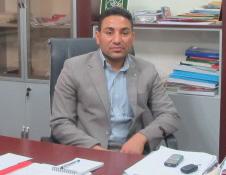 هاشم بالدی، مدیر کل مدیریت بحران استانداری خوزستان