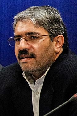 احمدرضا لاهیجان زاده، مدیرکل حفاظت محیط زیست خوزستان