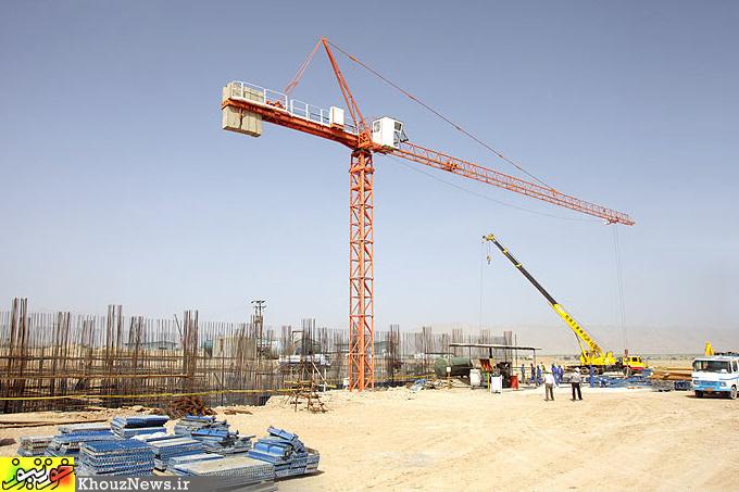 عملیات ساخت  پالایشگاه گازی بید بلند 2 از سر گرفته می شود