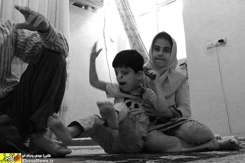 حامد تا حرف زدن راه درازی ندارد؛ دارد دیر می شود