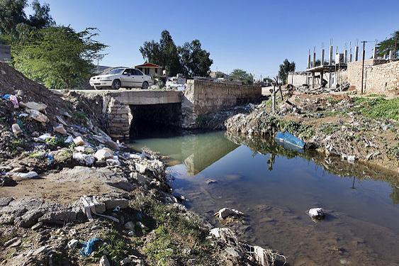 آیا مناطق آلوده نفتی مسجدسلیمان تخلیه شدنی هستند؟