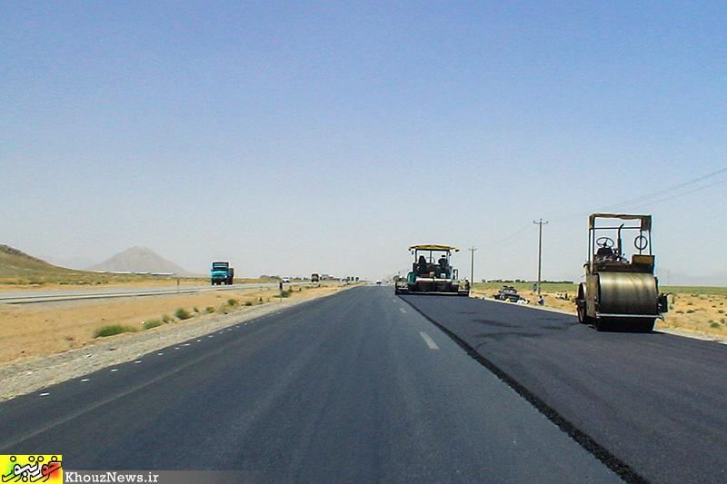 ساخت بزرگراه 200 کیلومتری در خوزستان