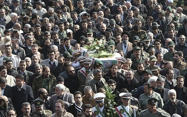 «شهید حاج احمد سوداگر» سردار پایتخت مقاومت ایران