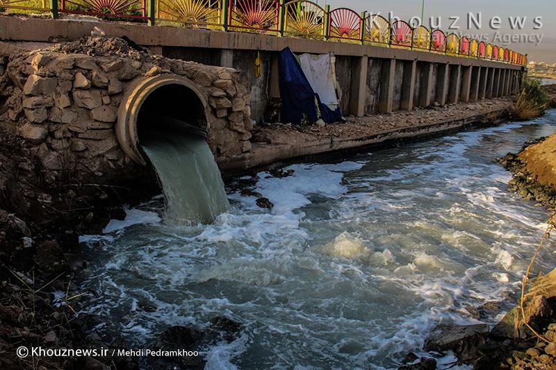 مرگ کارون با تونل انتقال آب بیرگان به زایندهرود