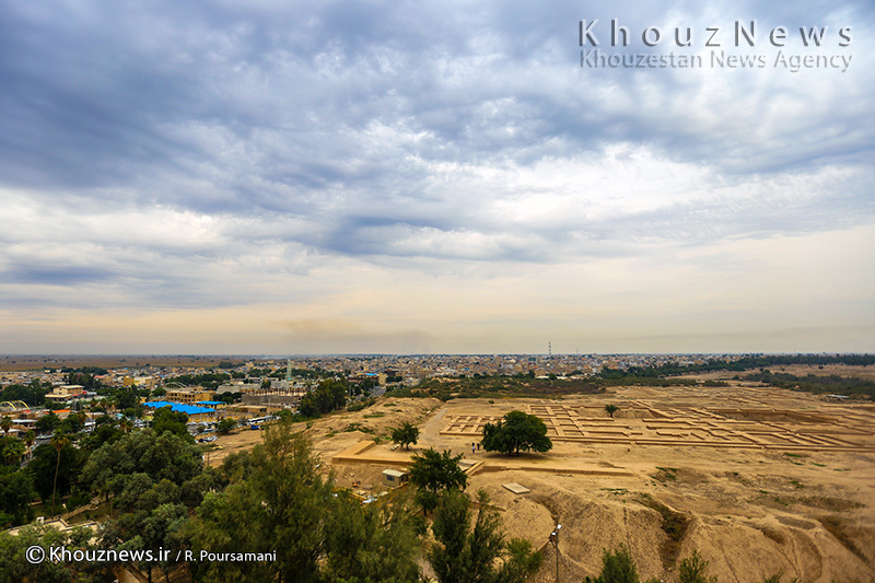 با ثبت جهانی شوش، مثلث گردشگری خوزستان تکمیل شد