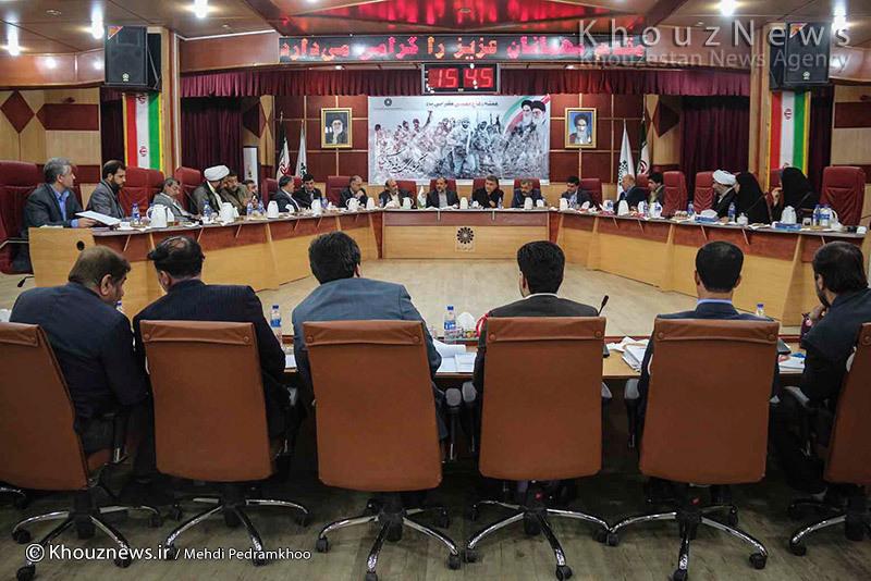 حاشیه در شورای شهر اهواز