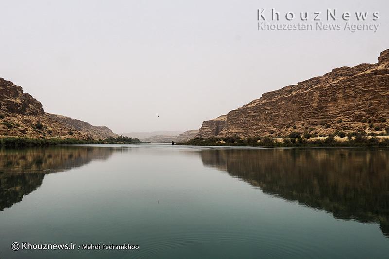تصاویر / مناطق گردشگری خوزستان در قاب تصویر / 2