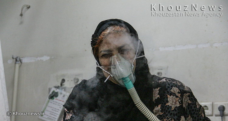 باران، 3 هزار خوزستانی را  راهی بیمارستان کرد