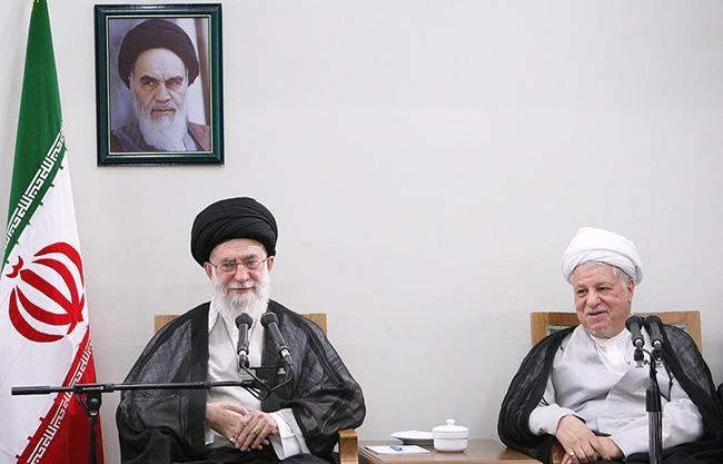 رهبر انقلاب اسلامی ارتحال آیتالله هاشمی رفسنجانی را تسلیت گفتند
