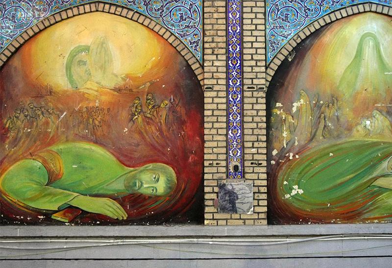 عکس+مسجد+جامع+خرمشهر
