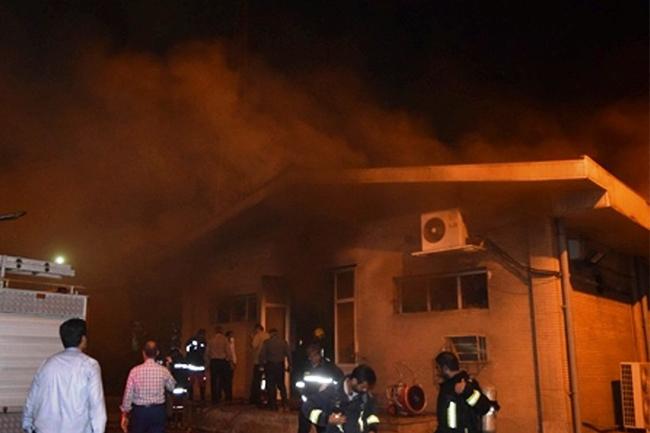 خسارات گرما درخوزستان؛ از مرگ وحوادث ریلی تا آتش گرفتن تجهیزات برق