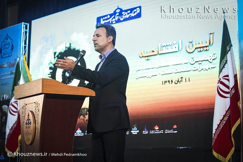 خوزستان ظرفیتهای بزرگی در بخش ساخت و تولید دارد که باید از آن بهره برد