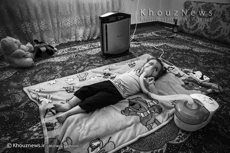 مرگ و زندگی نورسا کوچولو در گرو قیمت ارز