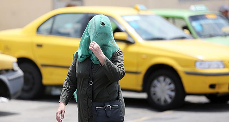 خوزستان آخر هفته 50 درجهای میشود / پیشبینی بارش پراکنده برای فردا شب