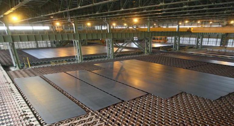 بزرگترین قرارداد فروش ورق API توسط شرکت فولاد اکسین خوزستان منعقد شد