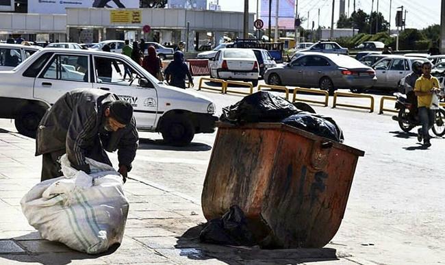 جستوجوی زندگی در میان زبالهها