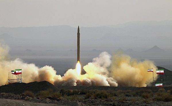 انتقام موشکی سپاه در پاسخ به حمله تروریستی اهواز