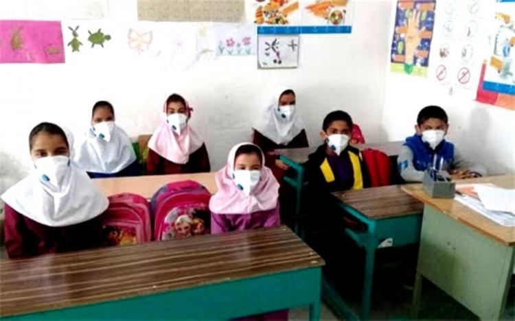 نگرانی والدین خوزستانی از کرونا مانع حضور دانش آموزان در مدرسه شد