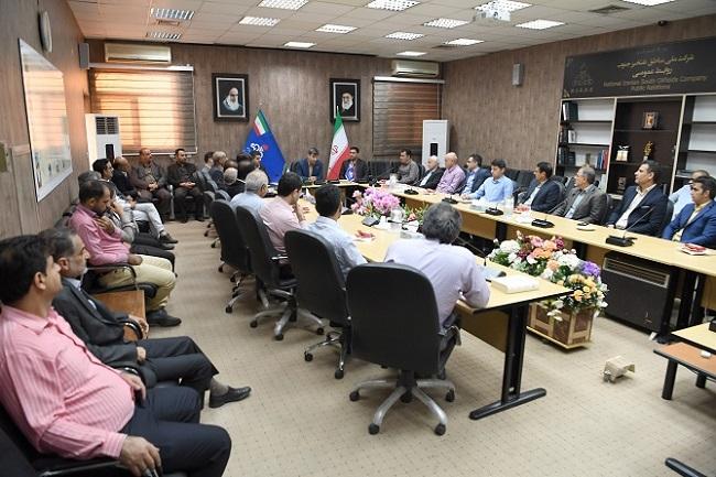 رئیس روابط عمومی شركت ملی مناطق نفتخیز جنوب منصوب شد