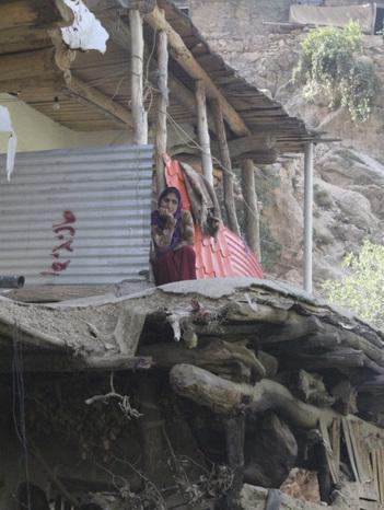 گوشه ای از فقر و محرومیت در مناطق بختیاری نشین زاگرس / تصاویر