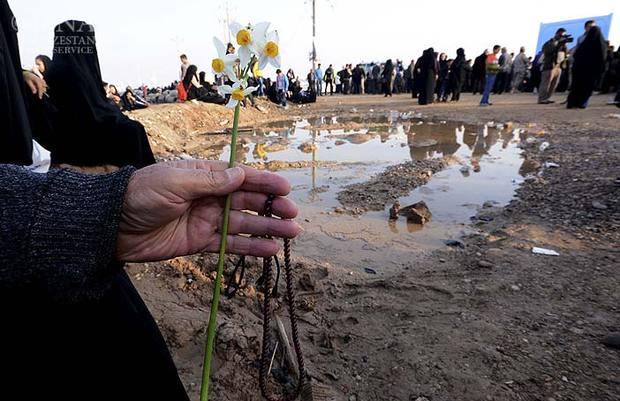 تصاویر / سالگرد شهدای شیمیایی بهبهان