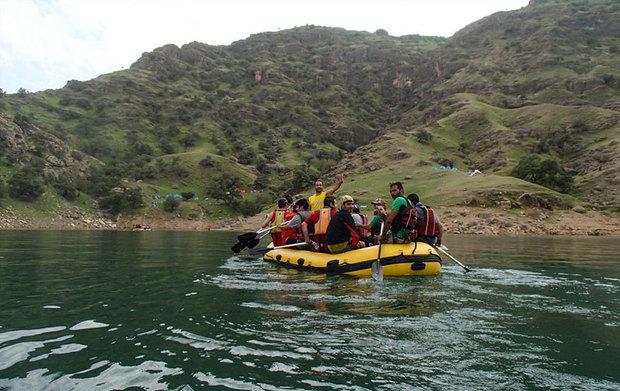 تصاویر / دریاچه سد شهید عباسپور