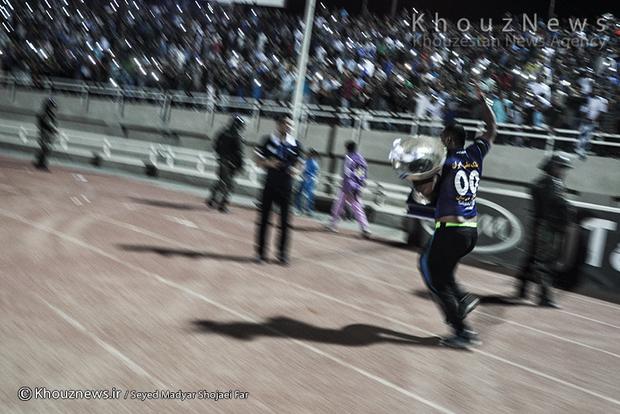 تصاویر / جشن قهرمانی استقلال خوزستان در اهواز - ۲