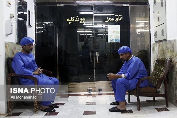 اهدا اعضای مادر مسجدسلیمانی در شب عید قربان/تصاویر
