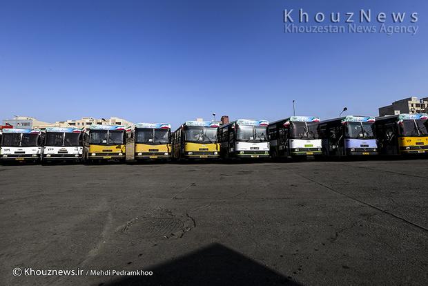 تصاویر/ بهره برداری و افتتاح دو طرح عمرانی در اهواز