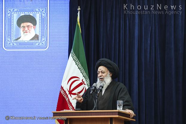 تصاویر /  شورای اداری استان خوزستان با حضور رئیس جمهور