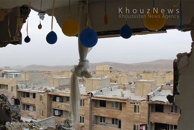 تصاویر / روزهای پس از زلزله در سرپل ذهاب کرمانشاه
