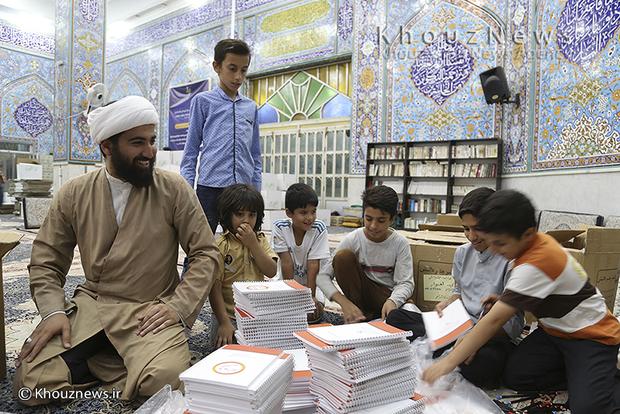 تصاویر / طرح ضیافت امام حسن مجتبی علیهالسلام دراهواز