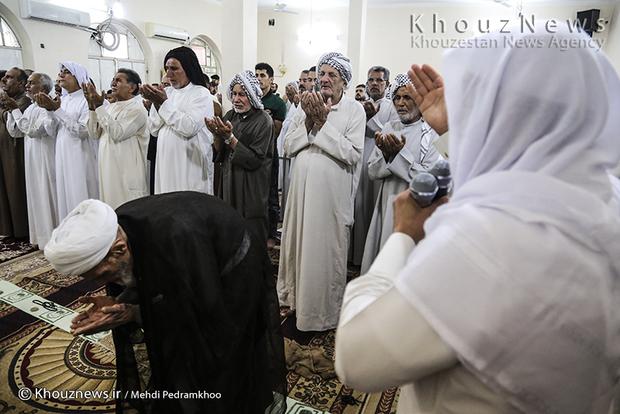 تصاویر / آیین عید سعید فطر در اهواز / 1