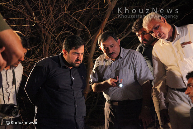 تحقق وعده سازمان آب وبرق خوزستان در اجرای خط انتقال آبرسانی به  ۹۲ روستای حومه آبادان و خرمشهر از طرح غدیر