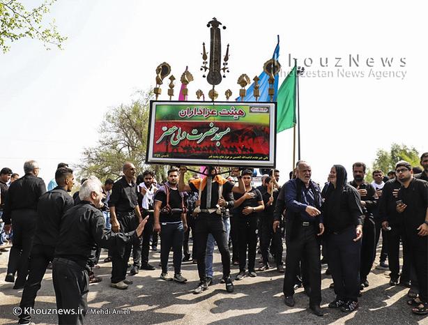 تصاویر / عاشورای حسینی در دزفول