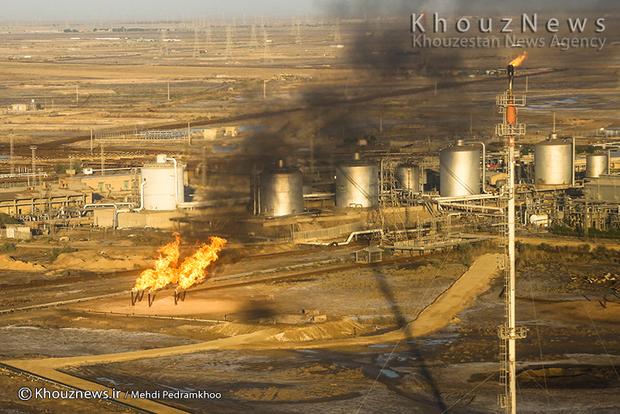 resized 109134 782 - گزارش تصویری / اهواز در محاصره دودهای نفتی