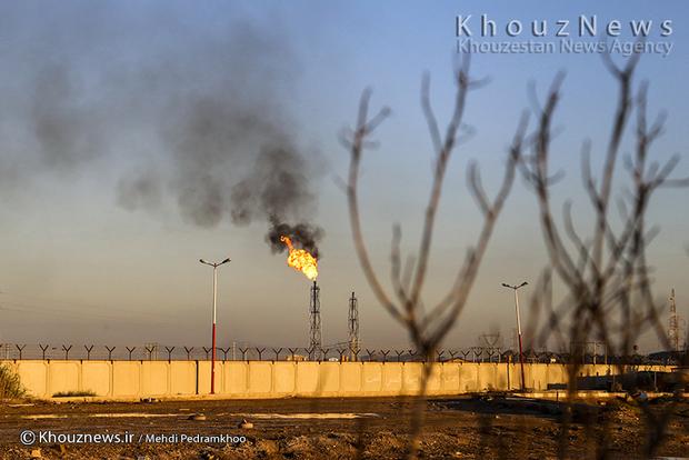 resized 109146 575 - گزارش تصویری / اهواز در محاصره دودهای نفتی