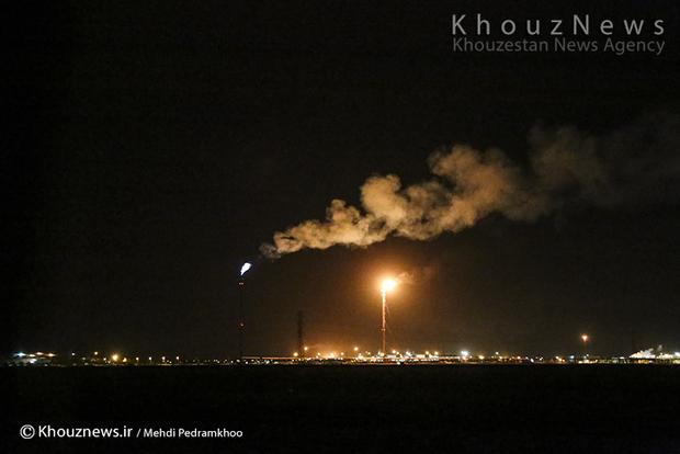 resized 109150 113 - گزارش تصویری / اهواز در محاصره دودهای نفتی