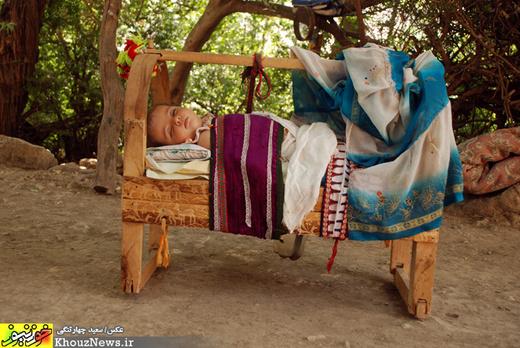 تصاویر/ طبیعت زیبای منطقه میر احمد غریبی ها از توابع بخش دهدز شهرستان ایذه در خوزستان