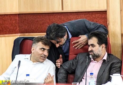 ابستراکسیون، جلسه انتخاب هیات رییسه شورای شهر اهواز را از رسمیت انداخت / تصاویر