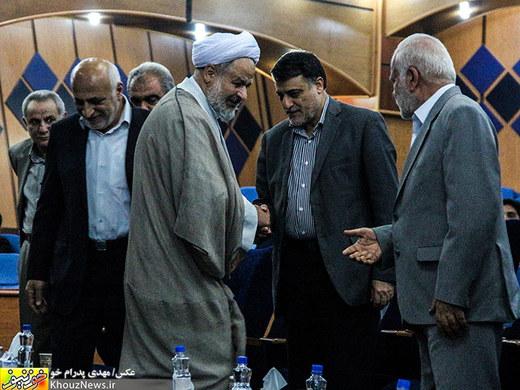 تصاویر/ جلسه شورای اداری استان خوزستان